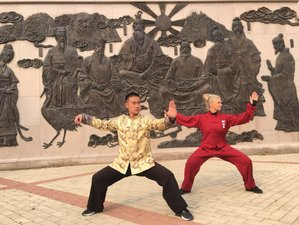 2 Month Basic Kung Fu Training in Weihai, Shandong