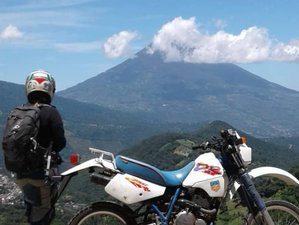 7 Day Guided Motorcycle Tour around Guatemala