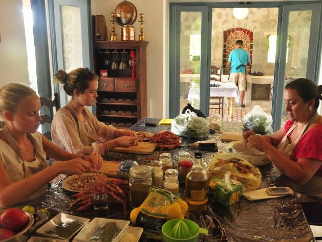 4 Days Market Visit & Cookery Holiday in Bodrum, Turkey