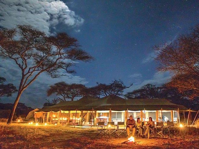 13 Days Unique African Safari in Tanzania