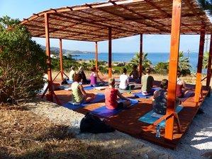 8 días retiro de yoga y excursiones en Kárpatos, Grecia