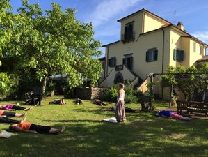 6 Day Juice Fast Detox and Yoga Retreat in Italy