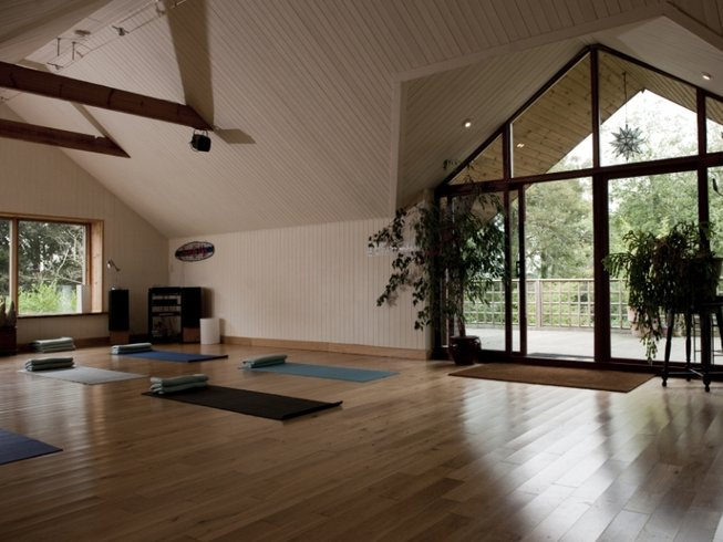 4 Days Practice You Meditation and Yoga Retreat in Devon, UK