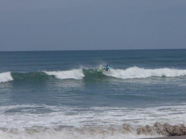 7 Days Surf Camp in Nosara, Costa Rica