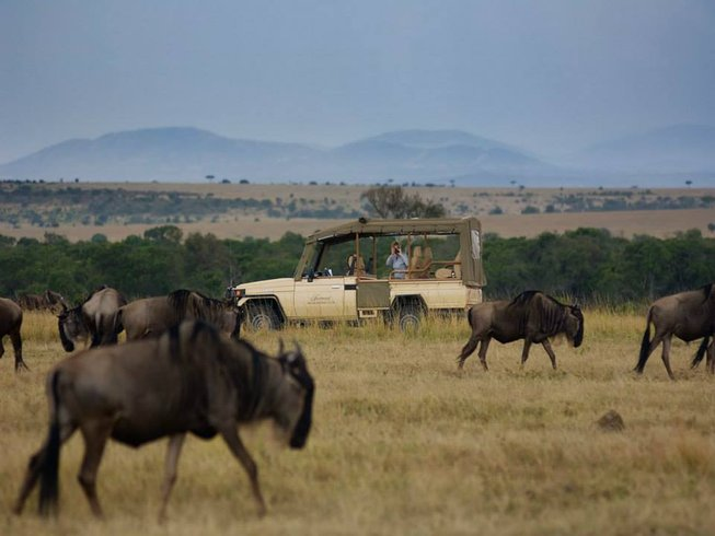 6 Days Best of Kenya Safari
