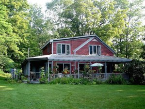 4 Day Autumnglow Yoga Retreat with Jillian Schiavi in Townshend, Vermont
