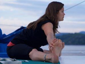 7 jours en stage de yoga et croisière à la fin de l'automne en Méditerranée, Turquie