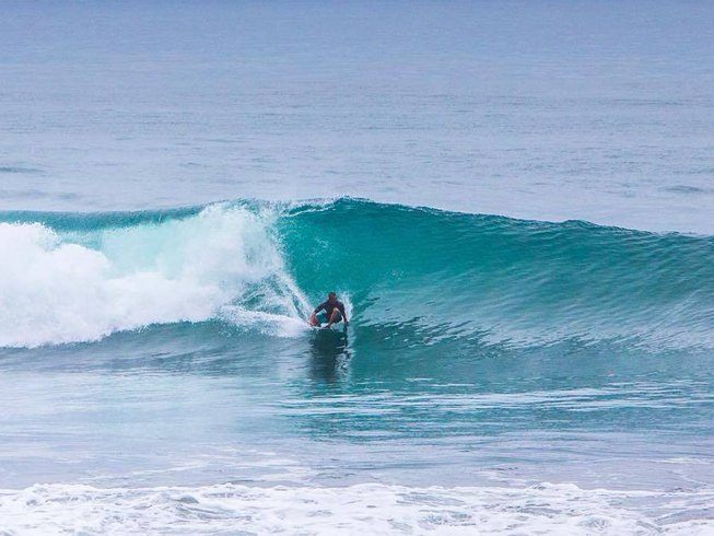 6 Days Surf Camp in Nuquí, Colombia