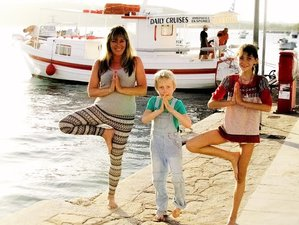 8 Days All Inclusive Yoga Holiday in Paros, Greece
