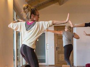 5 jours en stage de yoga et méditation Mandali à Quarna Sopra, Italie