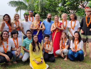 25 Day Family Operated 200-Hr Hatha, Yin, Ashtanga Vinyasa, Aerial & Ayurveda TTC in Rishikesh