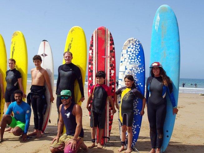 14 Days Surf and Yoga Retreat in Tamraght, Morocco