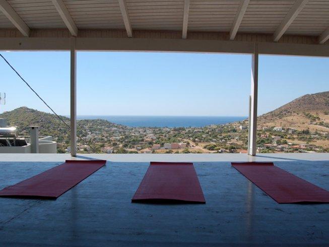 26 Days 300-Hour Yoga Teacher Training in Greece