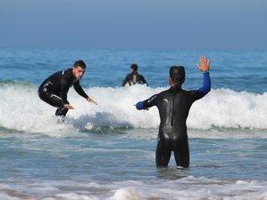 4 Day Surf Escape Camp on Baleal Beach, Peniche