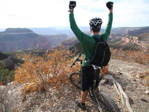 4 Day Grand Canyon and Arizona Trail Mountain Bike Tour in USA
