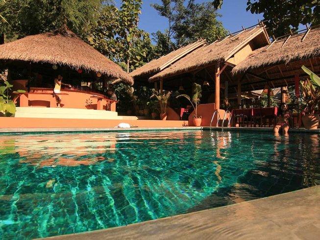 4 Days Balancing Meditation and Yoga Retreat Luang Prabang, Laos