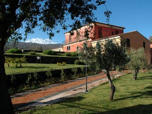 8 Days Exclusive Holiday with Yoga, Rural Tourism, Art, Organic Food and Etna Wine in Sicily, Italy