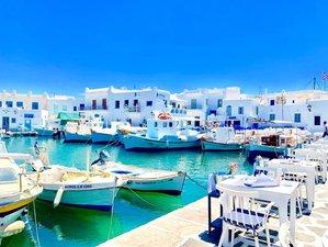 7 Day Five Elements Ayurveda and Anusara Yoga Retreat in Paros, Cyclades
