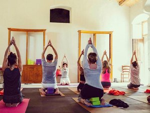 8 Days Kundalini & Ashtanga Yoga, Culinary and  Meditation  Retreat in Italy
