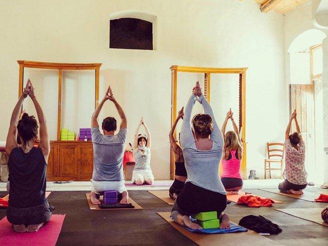 8 Days Kundalini & Hatha Yoga, Culinary and Meditation Retreat in Italy