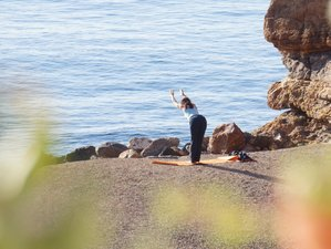 7 días retiro de yoga y paddle surf en Almería, España