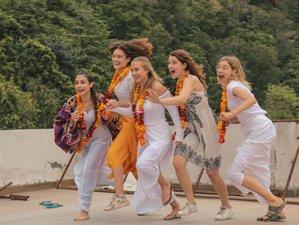 28 Day 200-Hours Mysore Style Ashtanga Yoga Teacher Training in Rishikesh