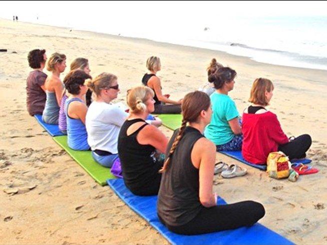 9 días retiro de yoga Scaravelli en Kerala, India