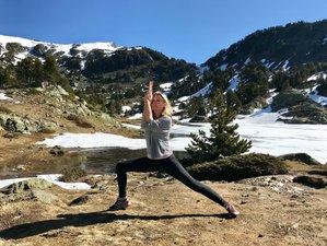 3 jours en week-end de yoga et balades au cœur des vignes à Montagnieu, dans l'Ain