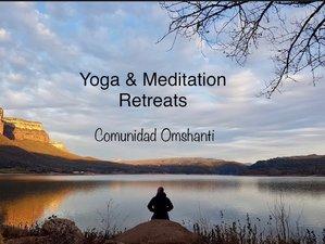 31 Days 200 Hour Yoga & Meditation Teacher Training in Barcelona mountains