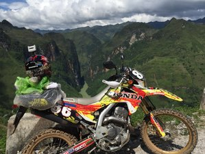 5 Days Northeast Exploration Guided Motorcycle Tour in Vietnam