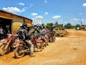 2 Days Off-Road Motorcycle Tour in Mekong, Vietnam