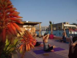 7 jours en retraite yoga et surf à Agadir, Maroc