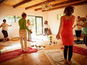 4 Tage Loslassen im Luna Yoga Retreat in St. Andrä-Höch, Österreich