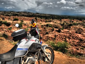 5 Day Guided Andes Express Ride Motorcycle Tour in Colombia