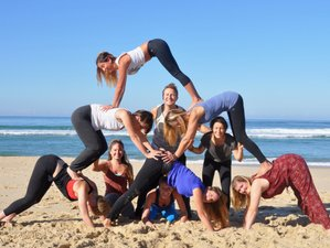 200-Hour Intensive Vinyasa Yoga Teacher Training in France