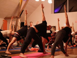 5 Days Dance Festival and Yoga Retreat Sweden