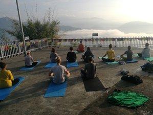 5 días vacaciones de yoga en Pokhara, Nepal