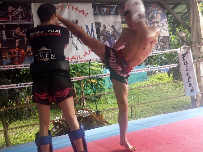 5 Days Muay Boran Training in Thailand