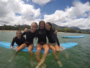 17 Days Hawaii Surf Camp for Teenager