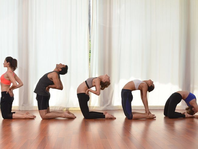 7 Days Yoga Retreat in Casablanca, Morocco