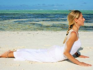 8 Days Budget Yoga Retreat in Zanzibar