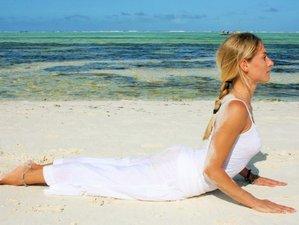 8 jours en retraite de yoga économique à Zanzibar, Tanzanie