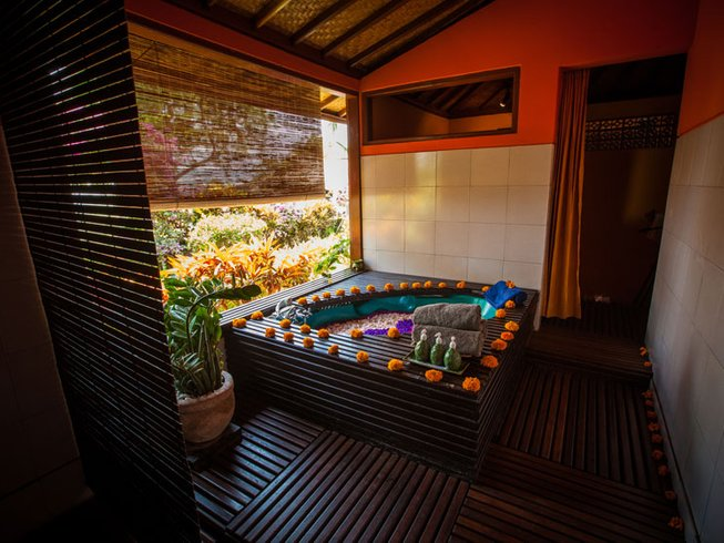 14-Daagse Anti-Stress Ayurveda en Yoga Retraite in Bali, Indonesië