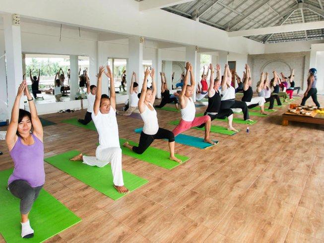 5 Days Restore, Renew Yoga Retreat in Bali