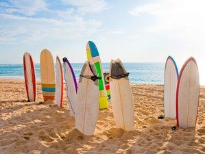 7 Tage Exklusiver Surf Retreat für Anfänger in San José del Cabo, Baja California Sur
