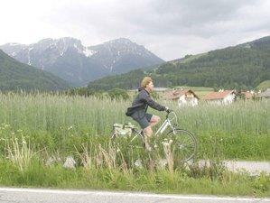 8 Days Carinthian Lakes Tour Cycling Holiday in Austria