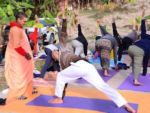 21 Days 200-Hours Tantra Yoga Training Course in Rishikesh, India
