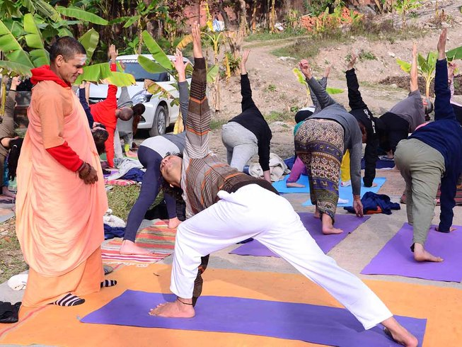21 Days 200-Hours Tantra Yoga Training Course in Rishikesh, India -  BookYogaRetreats com