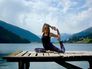 4 Days Easter Yoga Retreat on the Magic Mountain in Davos, Switzerland