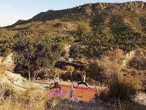 7-Daagse Power en Kundalini Yoga Retraite in Murcia, Spanje